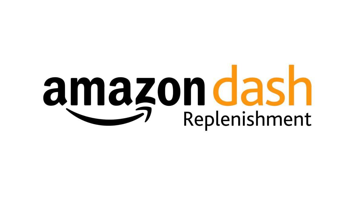 Logo usługi Amazon Dash Replenishment