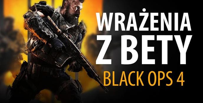 Call of Duty Black Ops 4 - Wrażenia z Bety
