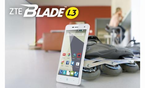 ZTE Blade L3 - Elegancja i Przystępna Cena W Jednym