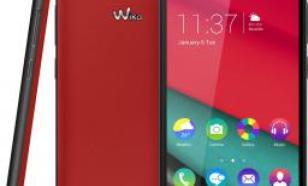 Wiko Pulp 4G Dual SIM Czerwony