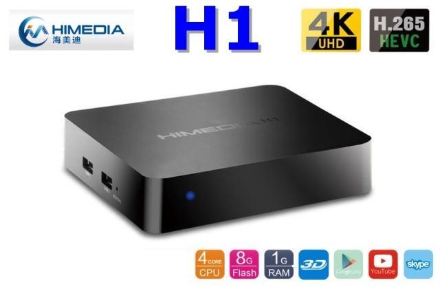 Wszechstronne Urządzenie H1 Od HiMedia Zaskakuje Możliwościami