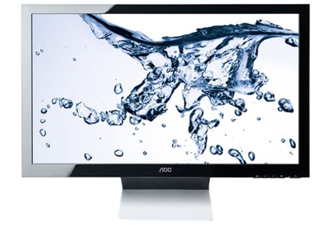 Nowe wzornictwo dla graczy - monitor AOC e2462Vwh