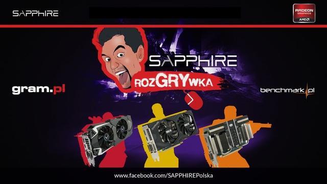 Finał konkursu SAPPHIRE: rozGRYwka – zobacz najlepsze gameplaye