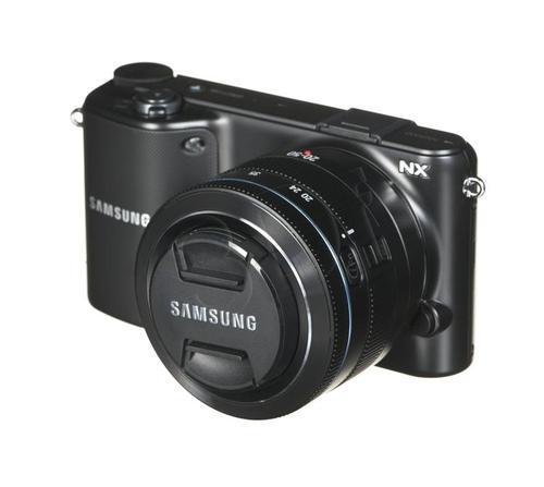 Samsung NX2000 + 20-50 KIT BLACK