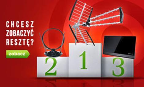 Ranking Anten TV - TOP 10 Sierpień 2015