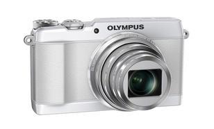 Olympus Stylus SH-60 silver