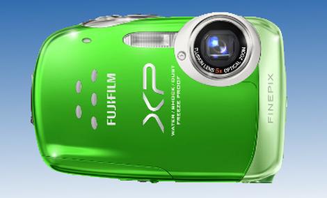 Fujifilm FinePix XP10 [Prezentacja]