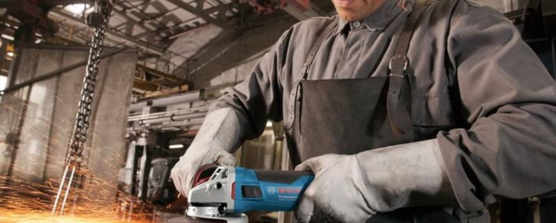 Bosch GWS CIE to świetna szlifierka z regulacją obrotów