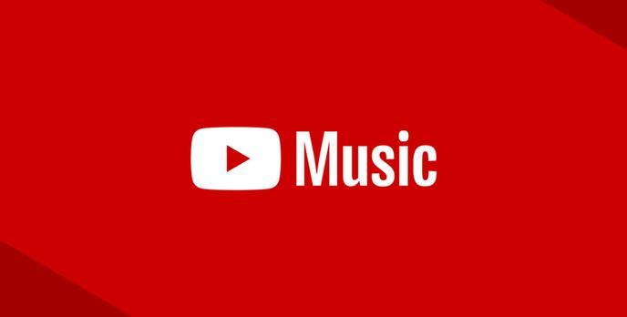 YouTube Music z tekstami piosenek