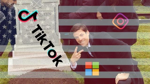 Amerykański pogrzeb TikToka, Apple kontra Microsoft, Z Fold 2