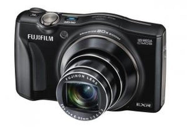 Fujifilm FinePix F800EXR - nowy aparat z 20-krotnym zoomem optycznym