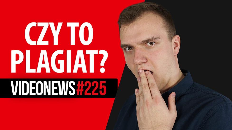 Plagiat na Youtube, problemy Google, przyszłość etui - VideoNews #225