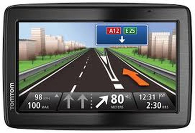 TomTom Via 135 - nawigacja GPS z bezpłatnymi mapami