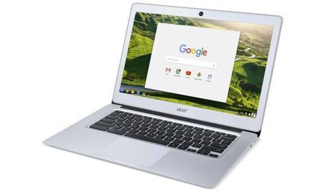 Acer Chromebook 14 - Biznesowy Notebook o Sporej Wytrzymałości