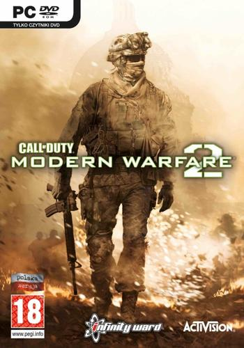 Activision Call Of Duty: Modern Warfare 2 PC (napisy PL)