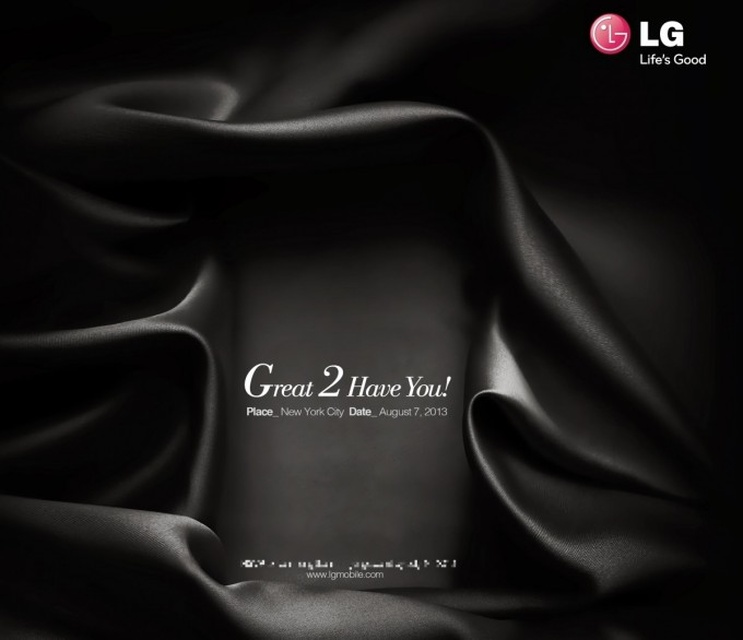 Już jutro premiera LG G2!