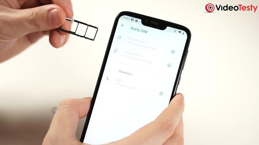 Motorola obsługuje pełny Dual SIM