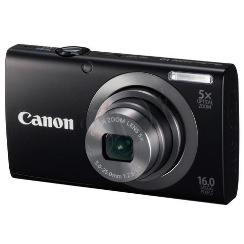 CANON PowerShot A2300 CZARNY