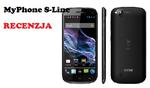 MyPhone S-Line - Dobre bo Polskie