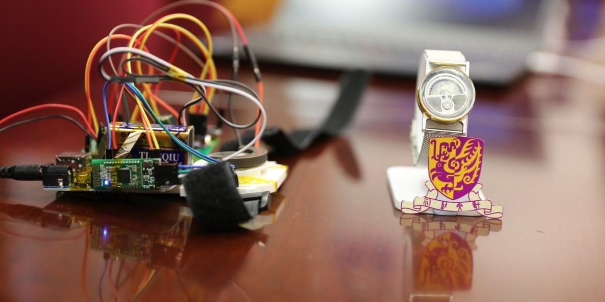 Generator energii zmieści się w smartwatchu (Fot. Handout)