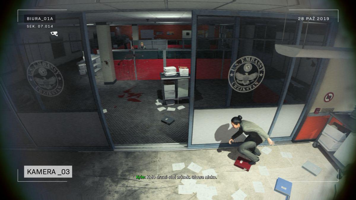 Call of Duty: Modern Warfare - Ratowanie zakładniczki