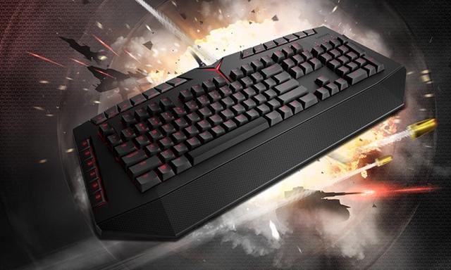 Lenovo Y Gaming Keyboard - Prawdziwa Gratka dla Gracza!
