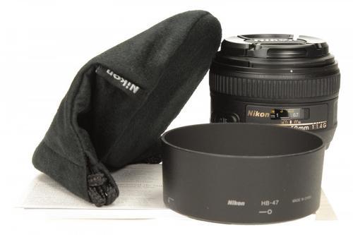 Nikon Obiektyw NIKKOR 50mm f/1.4 G AF-S