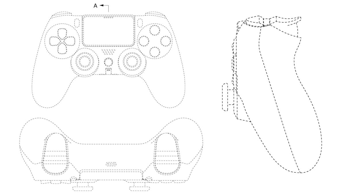 Wygląd kontrolera do PS5 nawiązuje do poprzednika