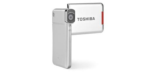 Toshiba Camileo S20 CE silver