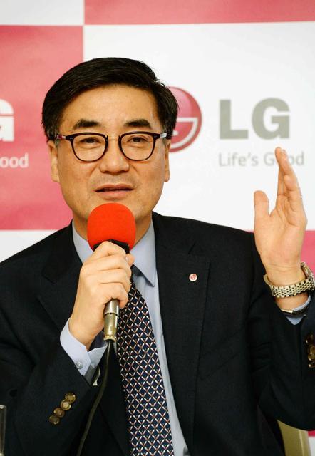 Firma LG ujawnia strategię silnej ekspansji na rynku telewizorow nowej generacji
