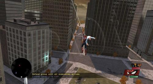 Activision Spider-man: Web of Shadows