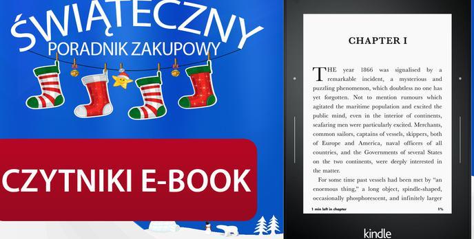 Jak Kupować Czytniki e-Booków - Poradnik Świąteczny!