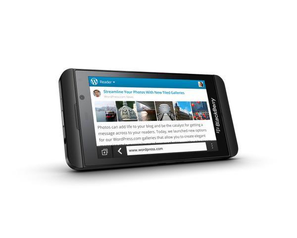 BlackBerry Z10 2