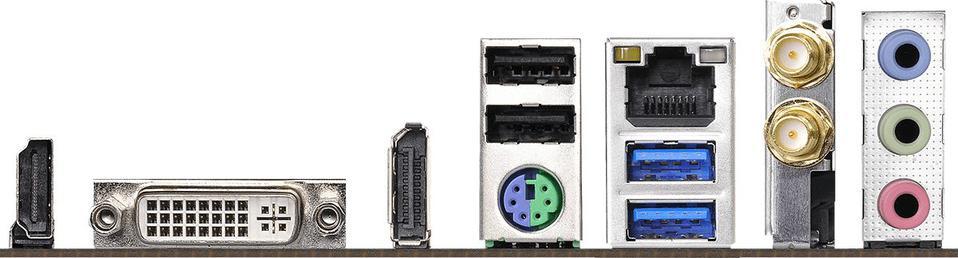 ASRock H310CM-ITX/AC (90-MXB930-A0UAYZ)