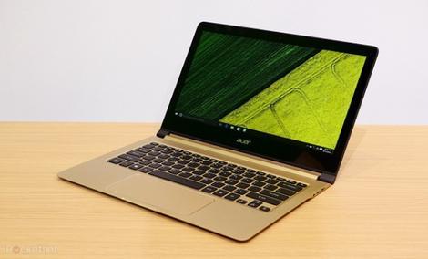 Acer Swift 7 - UltraSmukły Notebook!