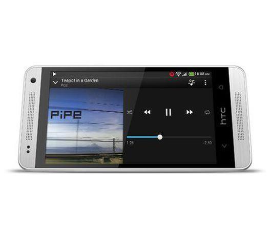 HTC One mini fot4