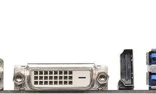 ASRock J3455M, J3455, DDR3, SATA3, HDMI, DVI-D, microATX (90-MXB450-A0UAYZ)