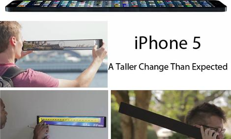 Parodia smartfonów Apple iPhone
