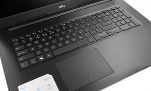 DELL Inspiron 17 5770-7338 - czarny - 120GB SSD