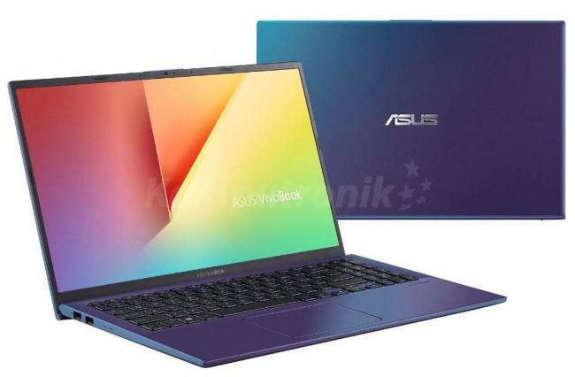 ASUS VivoBook 15 R512UB-EJ110T - Blue