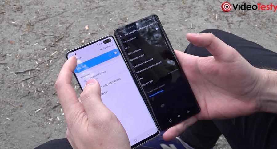 S10+ posiada Wi-Fi 6 - nowszy standard