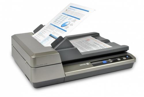 Xerox Skaner płaski DocuMate 3220 A4/46ipm/ADF50/USB/600dpi