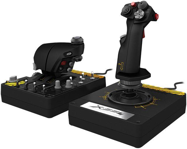 Saitek X-55 Rhino - wysokiej klasy joystick