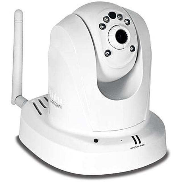 TRENDnet TV-IP672WI - kamera ip idealna również do nocnego monitoringu