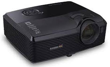 ViewSonic PRO8520HD - Solidny Projektor Full HD