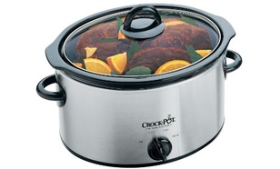 Crock-Pot 3,5 l Chrom