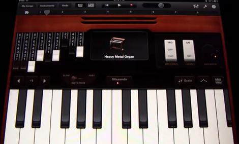 Program Garage Band na Apple Ipad i Ipad 2