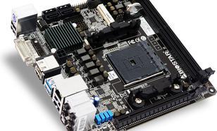 Biostar Hi-Fi A88ZN, A88X, DDR3-800-2600, HDMI, SATA3, USB 3.0, MINI ITX (GGII18)