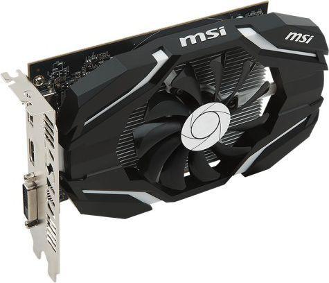 MSI Radeon RX 460 OC 2GB GDDR5 (128 Bit) DVI, HDMI, DP, BOX (Radeon