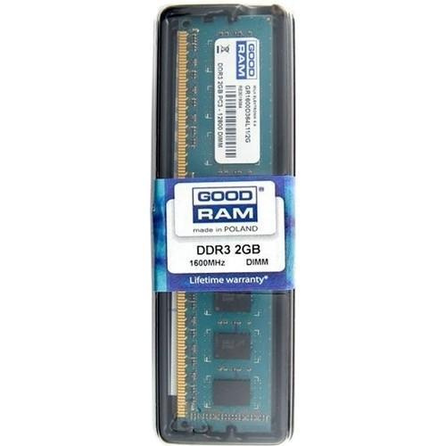 GoodRam DDR3 2GB/1600 CL11